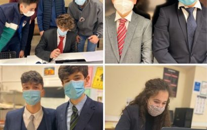 Reflections about the MUN Conference  at St. George's International School