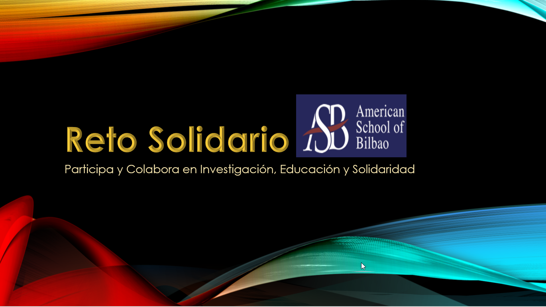 Reto Solidario ASB
